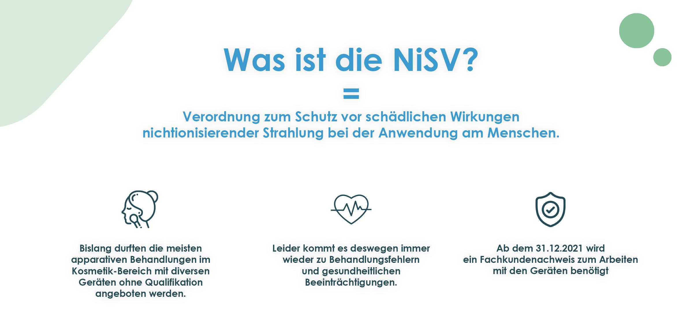 Was ist die NISV? Baga erklärt was die NISV ist.